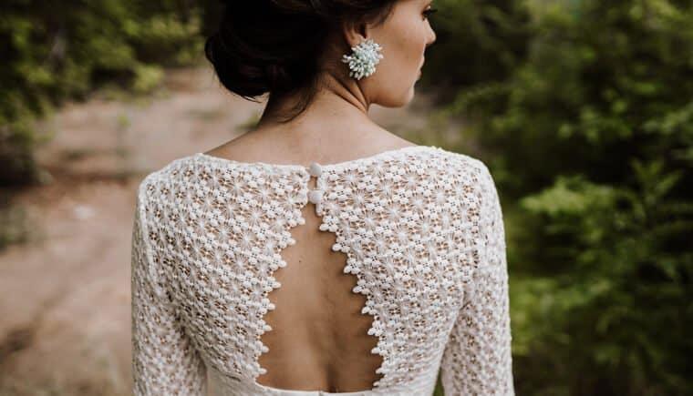 Kurze Brautkleider von Claudia Heller Design