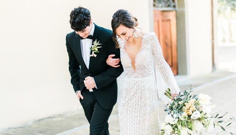 Duftende Hochzeitswelt in derToskana von Die Hochzeitsfotografen Angelika und Artur