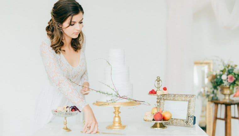 Stilvolle Hochzeitsideen in Pastelltönen von Mademoiselle Fee und The Mezzinoi