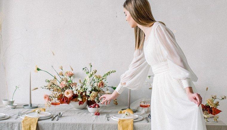 Hauchzarte Brautinspirationen von Jana Korcek Photography