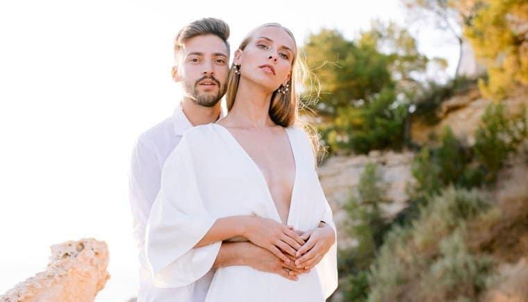 Liebesgefühle auf Mallorca von Anja Schneemann Photography