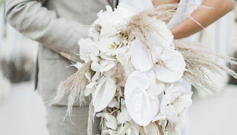 Extravagante Hochzeitsinspirationen auf Mykonos