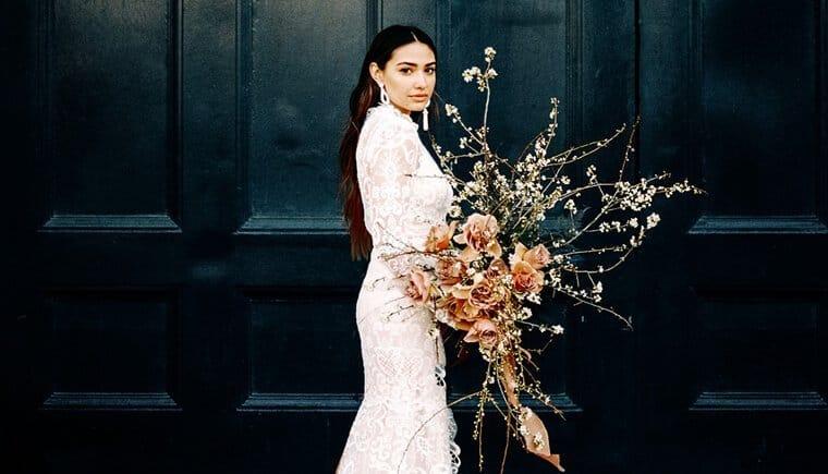 Zauberhafte Brautinspirationen aus San Francisco