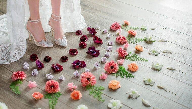 Claire Pettibone Kollektion für Bella Belle Shoes von Tanja Kibogo