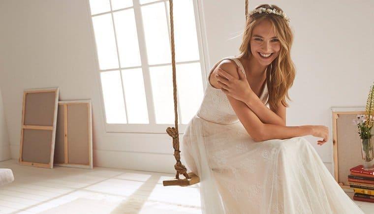 Die neue Brautkleider Kollektion 2020 von White One