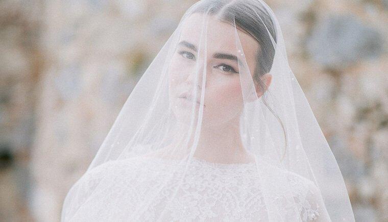 Grazile Brautinspirationen in Griechenland