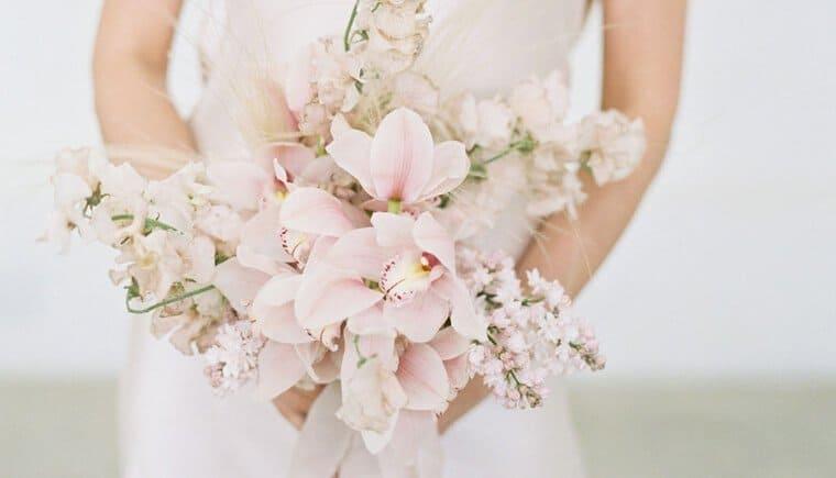 Hochzeitsträume in Rosatönen