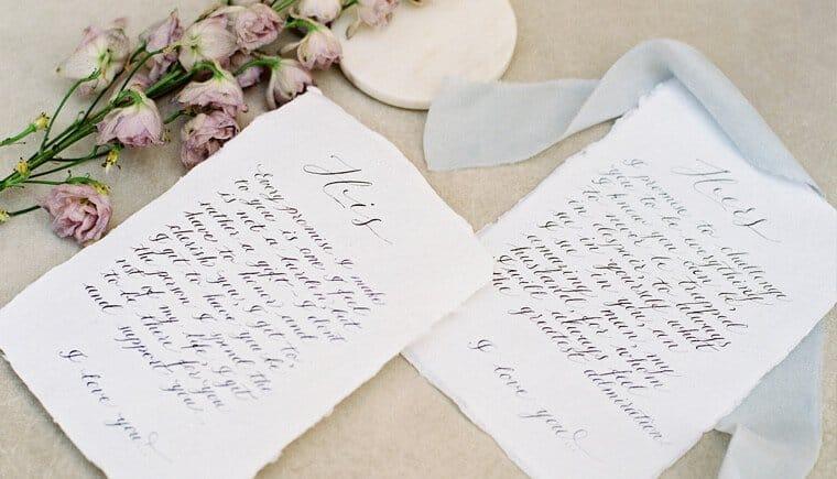 Romantische Hochzeitswelt auf Zypern