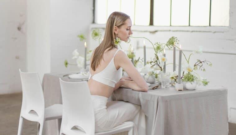 Leichte und minimalistische Frühlingsinspirationen